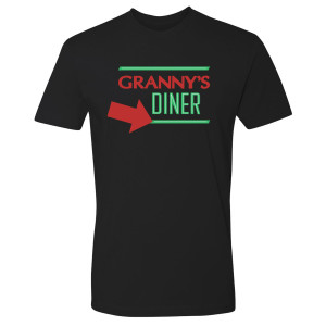 Once Upon A Time Granny's Diner T-Shirt