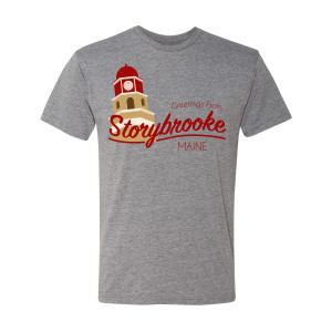 Once Upon A Time Greetings from Storybrooke T-Shirt