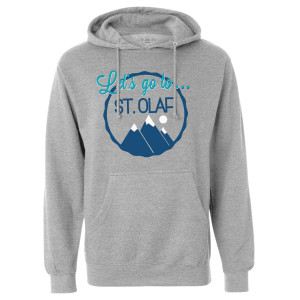 The Golden Girls Let's Go To St. Olaf Pullover Hoodie