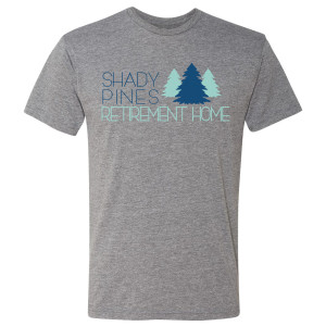 The Golden Girls Shady Pines T-Shirt