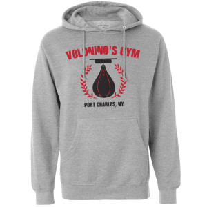 General Hospital Volonino's Gym Pullover Hoodie