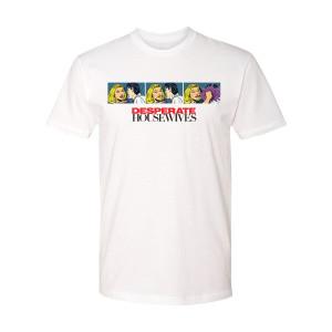 Desperate Housewives Lichtenstein T-Shirt (White)