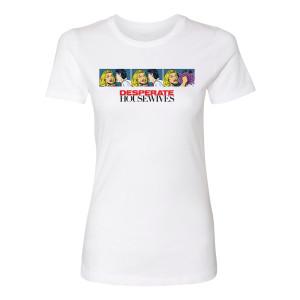 Desperate Housewives Lichtenstein Women's T-Shirt