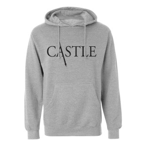 Castle Logo Pullover Hoodie