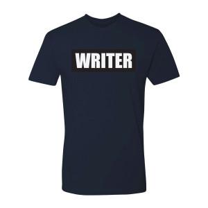 Castle Writer T-Shirt