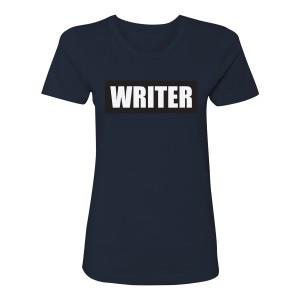 Castle Writer Women's T-Shirt