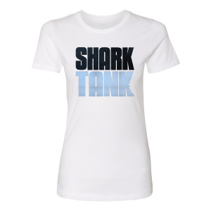 Shark Tank Women's T-Shirt (White)