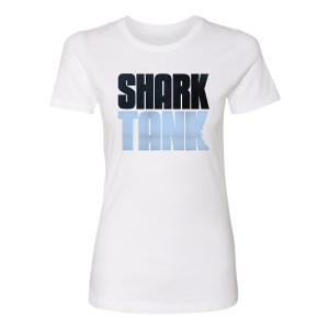 Shark Tank Women's T-Shirt (White)