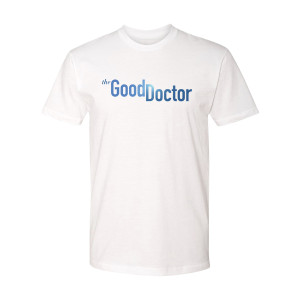 The Good Doctor Logo T-Shirt (White)