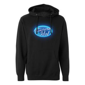 American Idol Circle Logo Hoodie (Black)