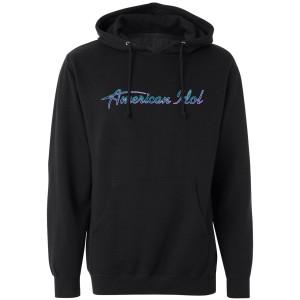American Idol Logo Hoodie (Heather Grey)