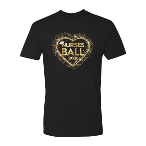 General Hospital Nurses Ball T-Shirt
