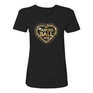 General Hospital Nurses Ball Women's T-Shirt
