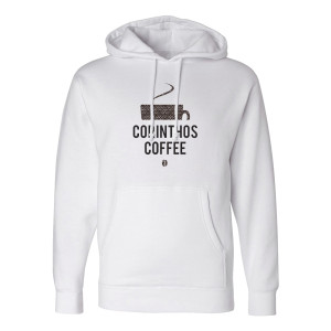General Hospital Corinthos Coffee Pullover Hoodie