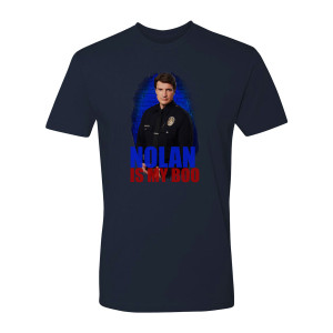 The Rookie Nolan Is My Boo T-Shirt