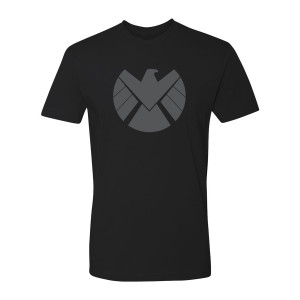 Marvel's Agents of S.H.I.E.L.D. Dark Grey Eagle T-Shirt
