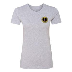 Marvel's Agents of S.H.I.E.L.D Badge Women's T-Shirt