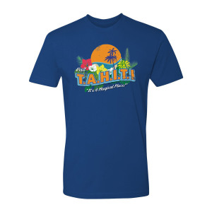 Marvel's Agents of S.H.I.E.L.D Tahiti T-Shirt