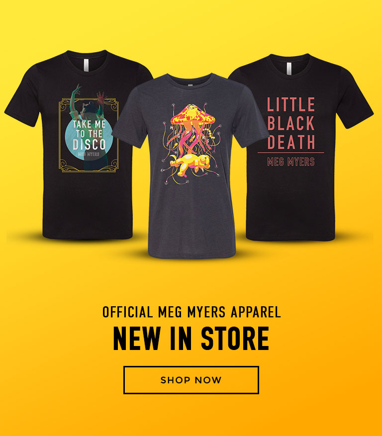 New Arrivals in the Meg Myers Store