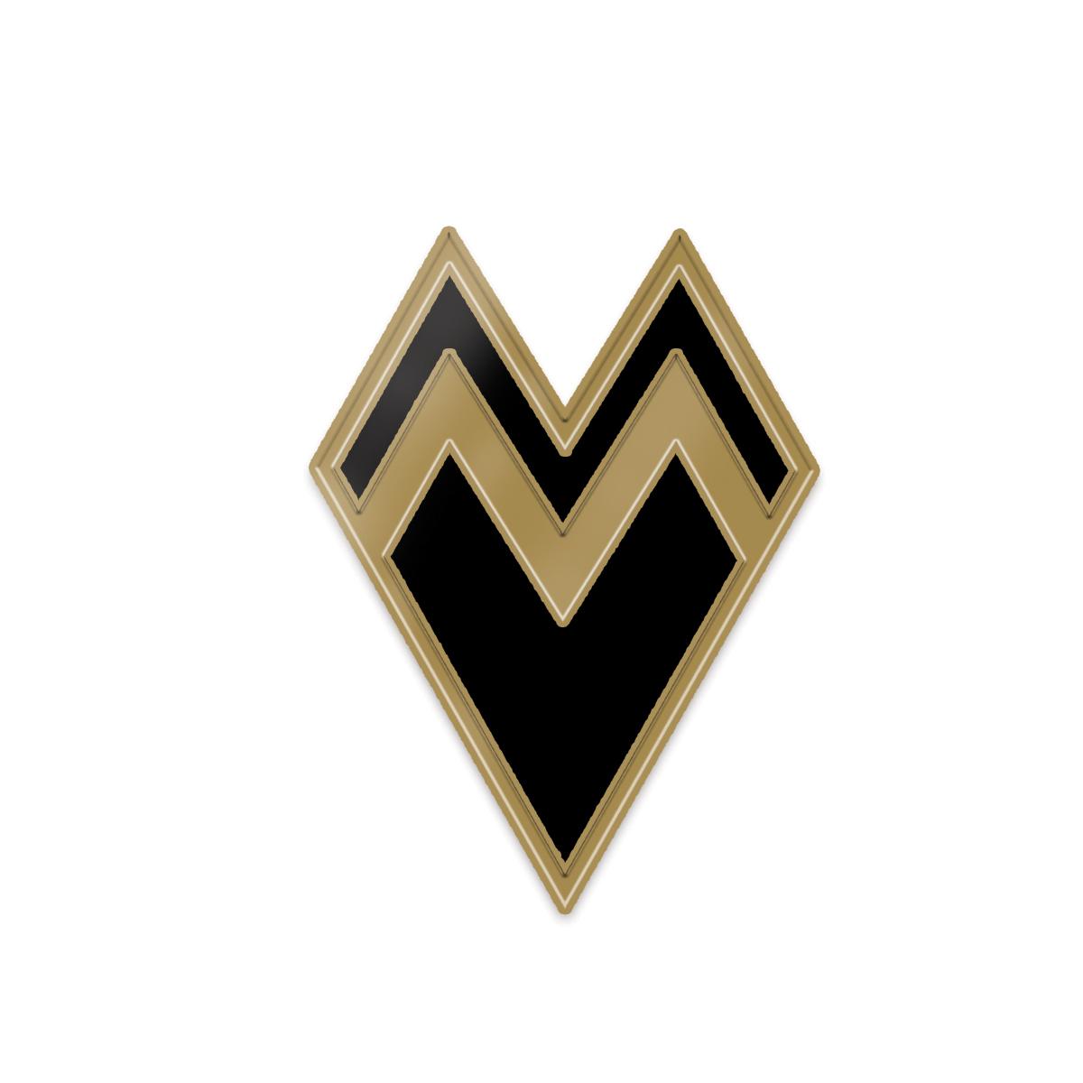 Meg Myers Heart Pin