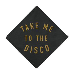 Take Me To The Disco Bandana