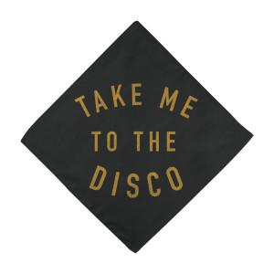 Take Me To The Disco Bandana