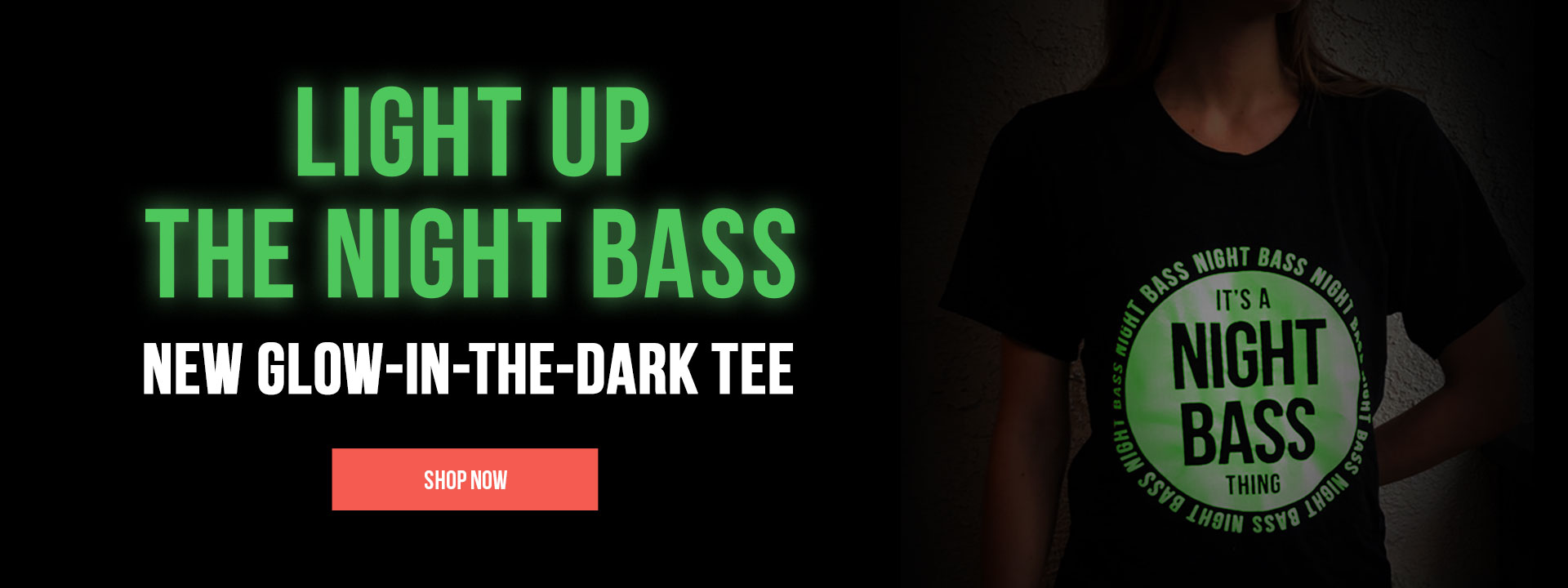Glow-in-the-dark T-Shirt