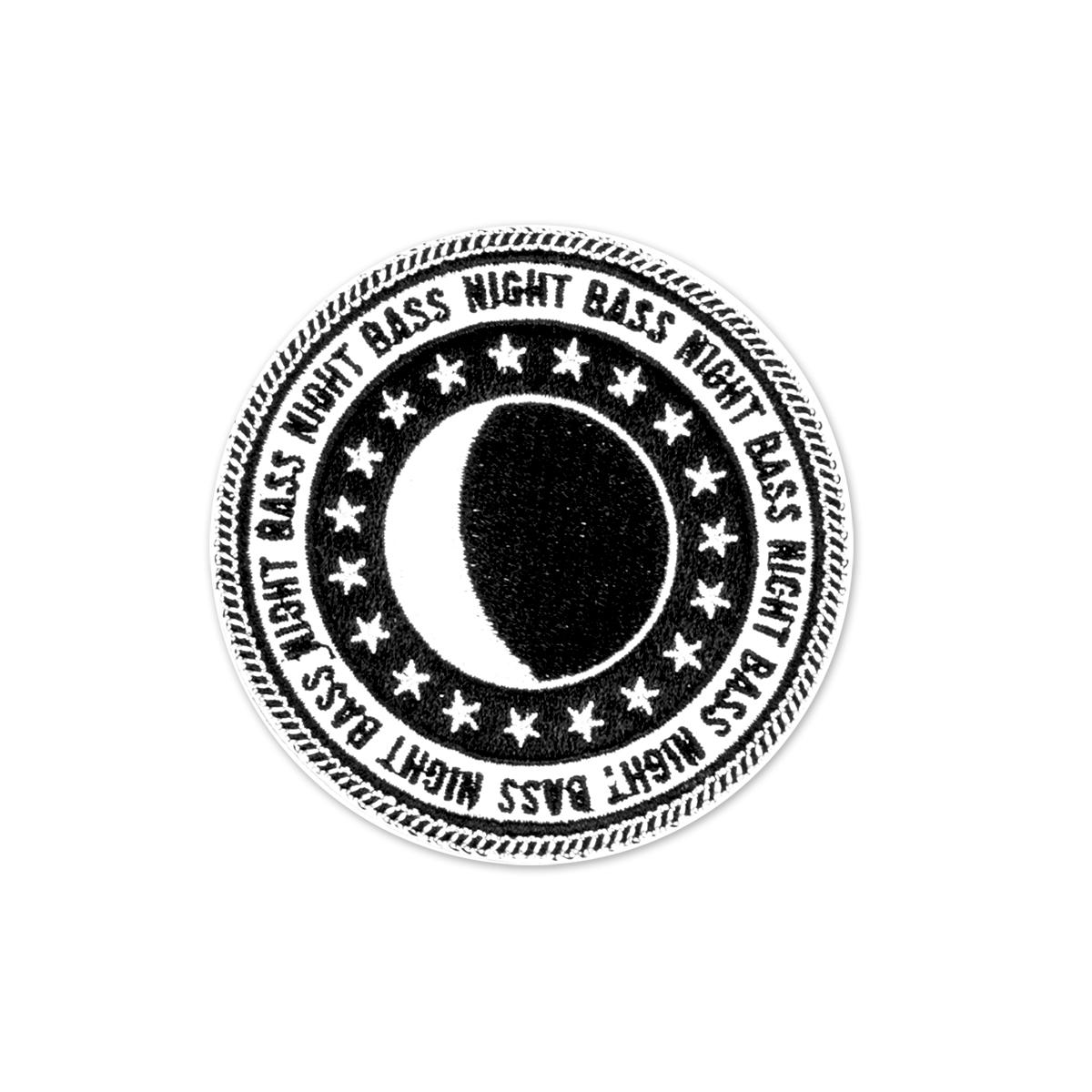 NB Crest Logo Patch
