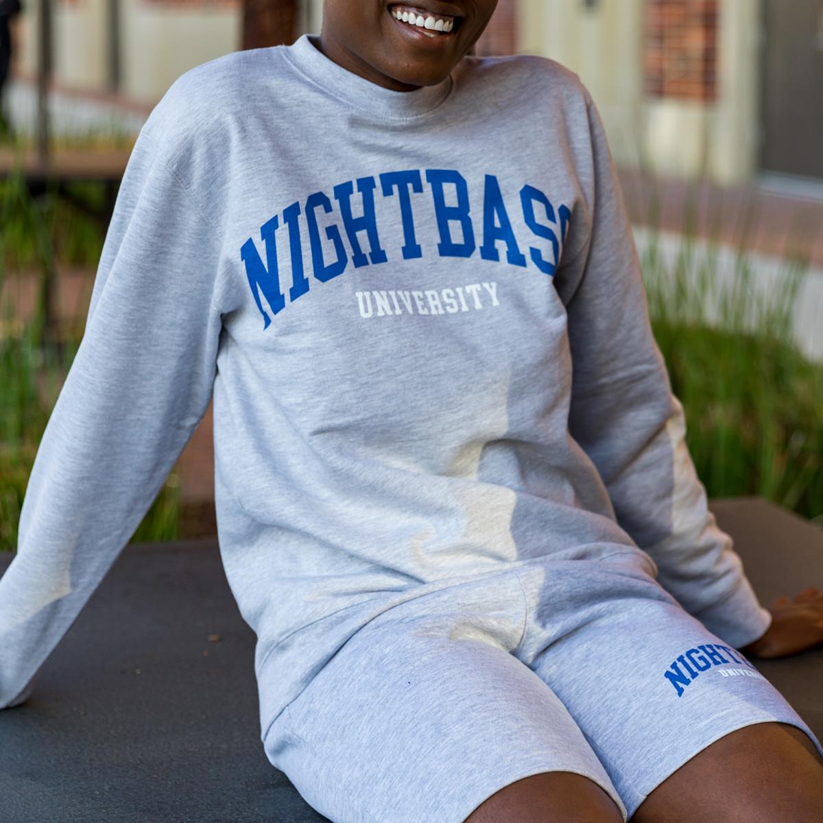University Sweatshorts (Heather Grey)