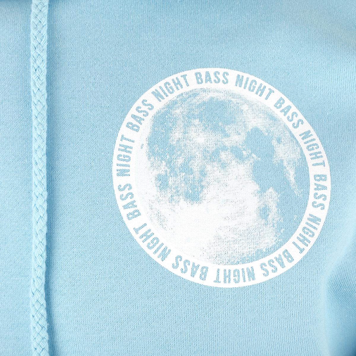 Powder Blue New Moon Hoodie