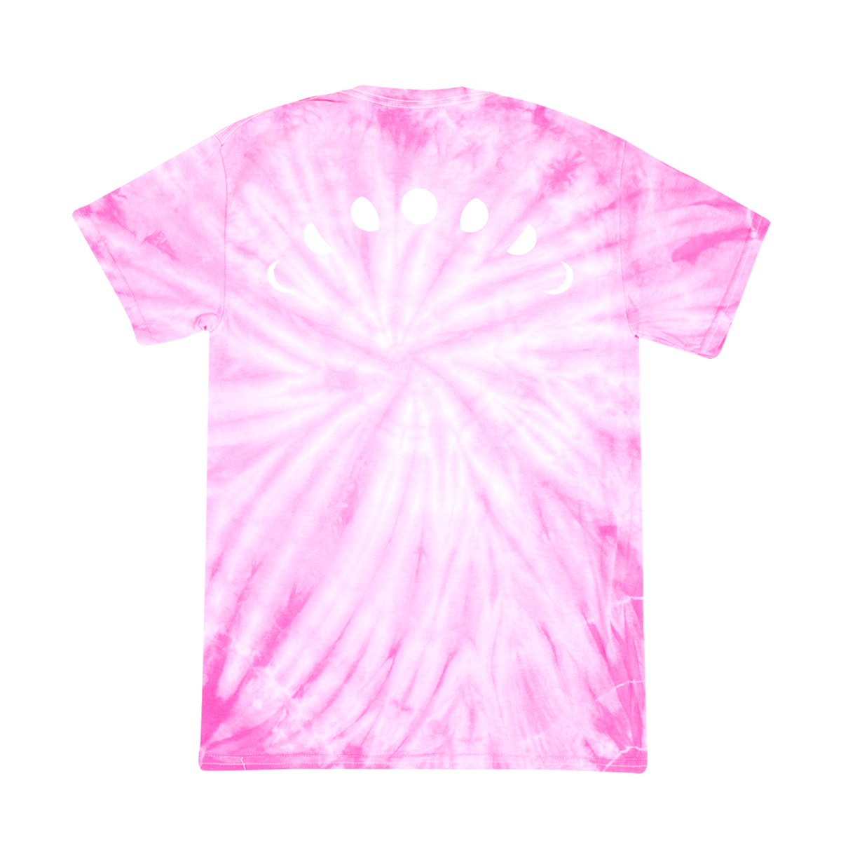 Night Bass Pink Tie Dye T-Shirt