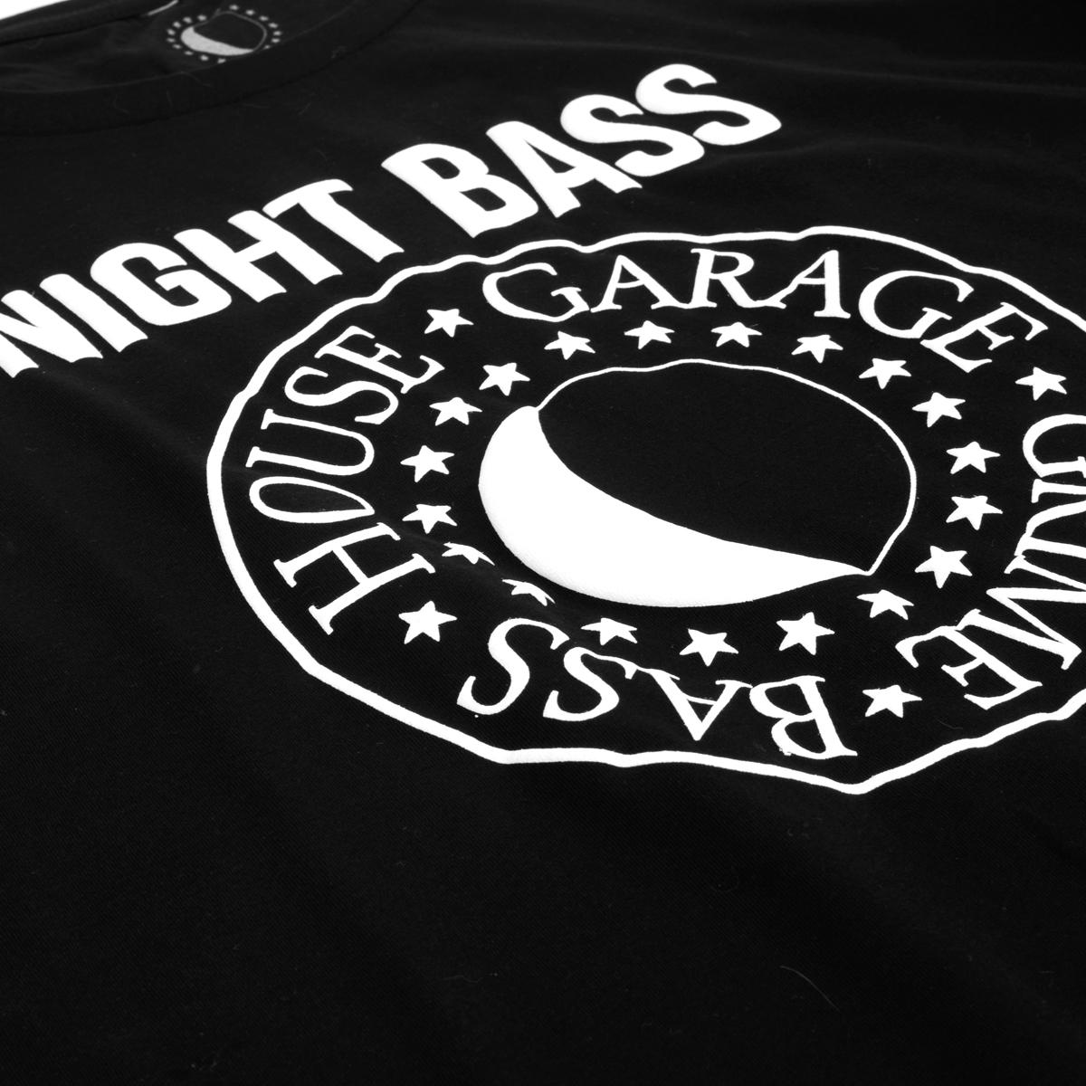Night Bass Women's Scoop T-Shirt