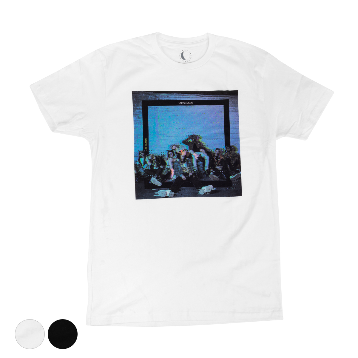 Outsiders Album Cover T-Shirt