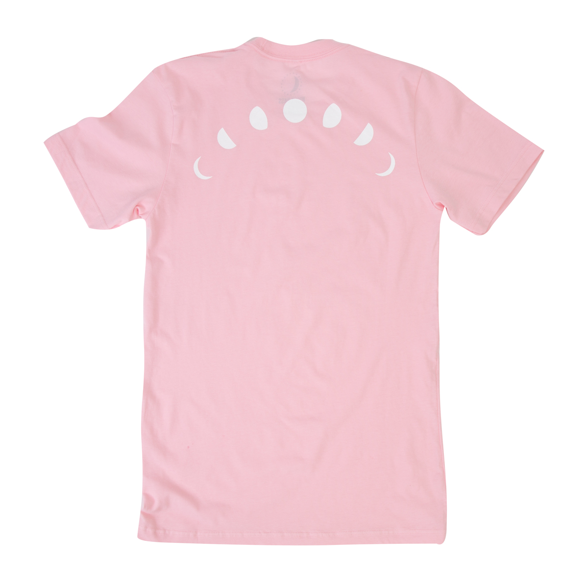 Night Bass Classic T-Shirt in Pink