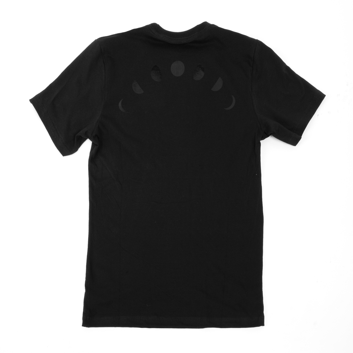 Night Bass Black Foil T-Shirt