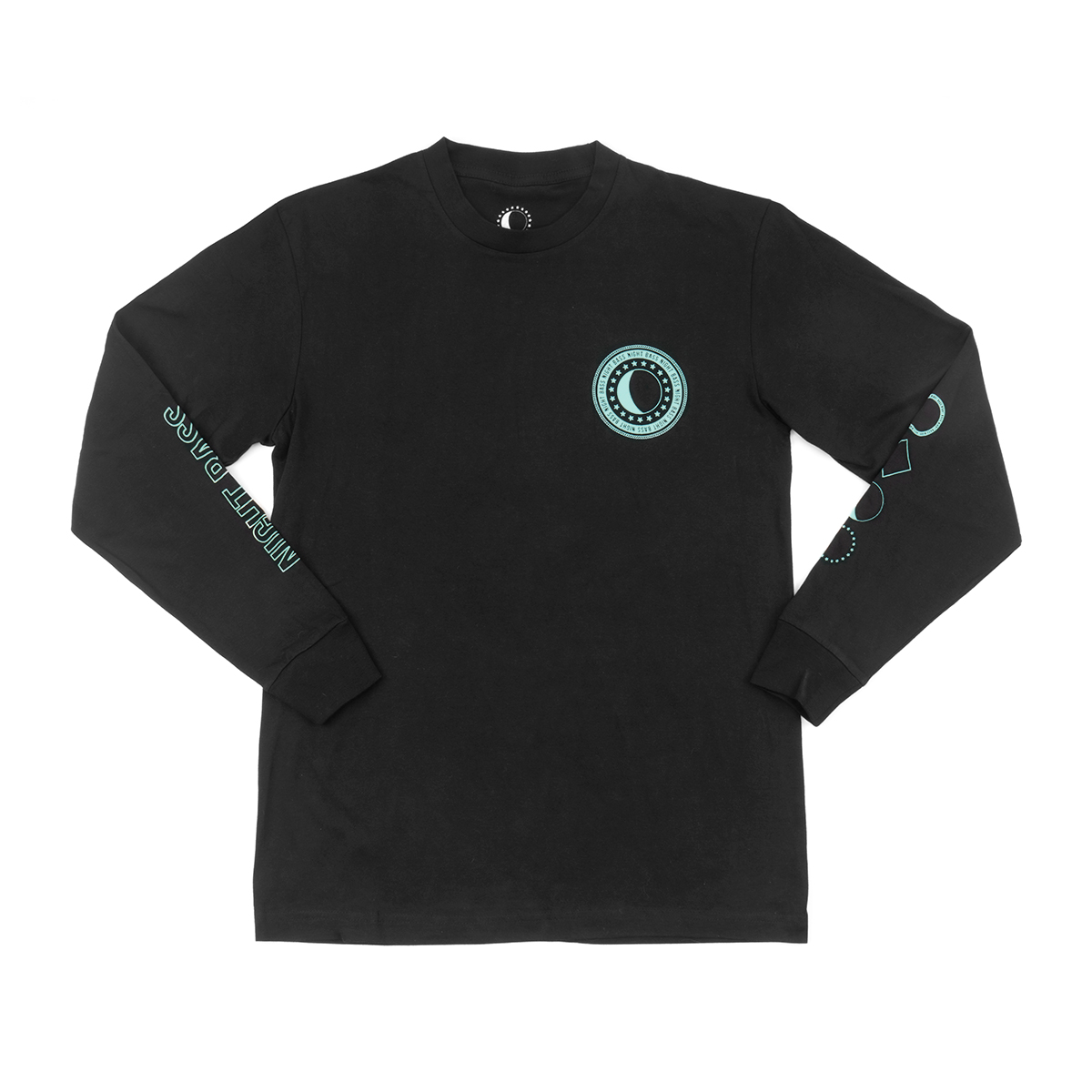 Fresh Long Sleeve (Black)
