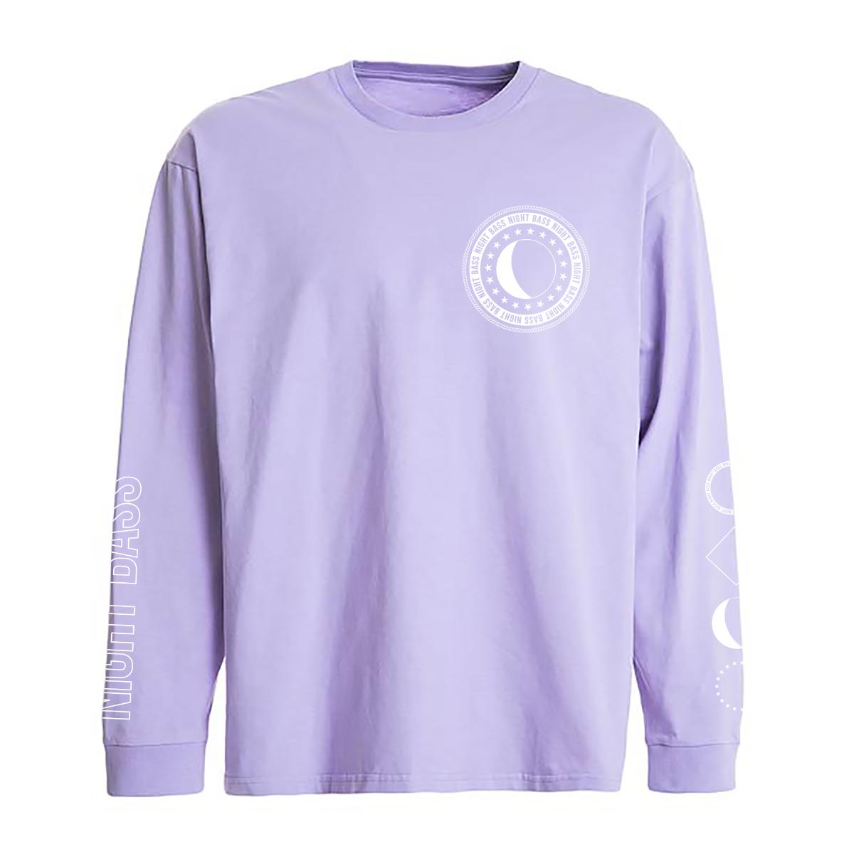 Fresh Long Sleeve (Lavender)