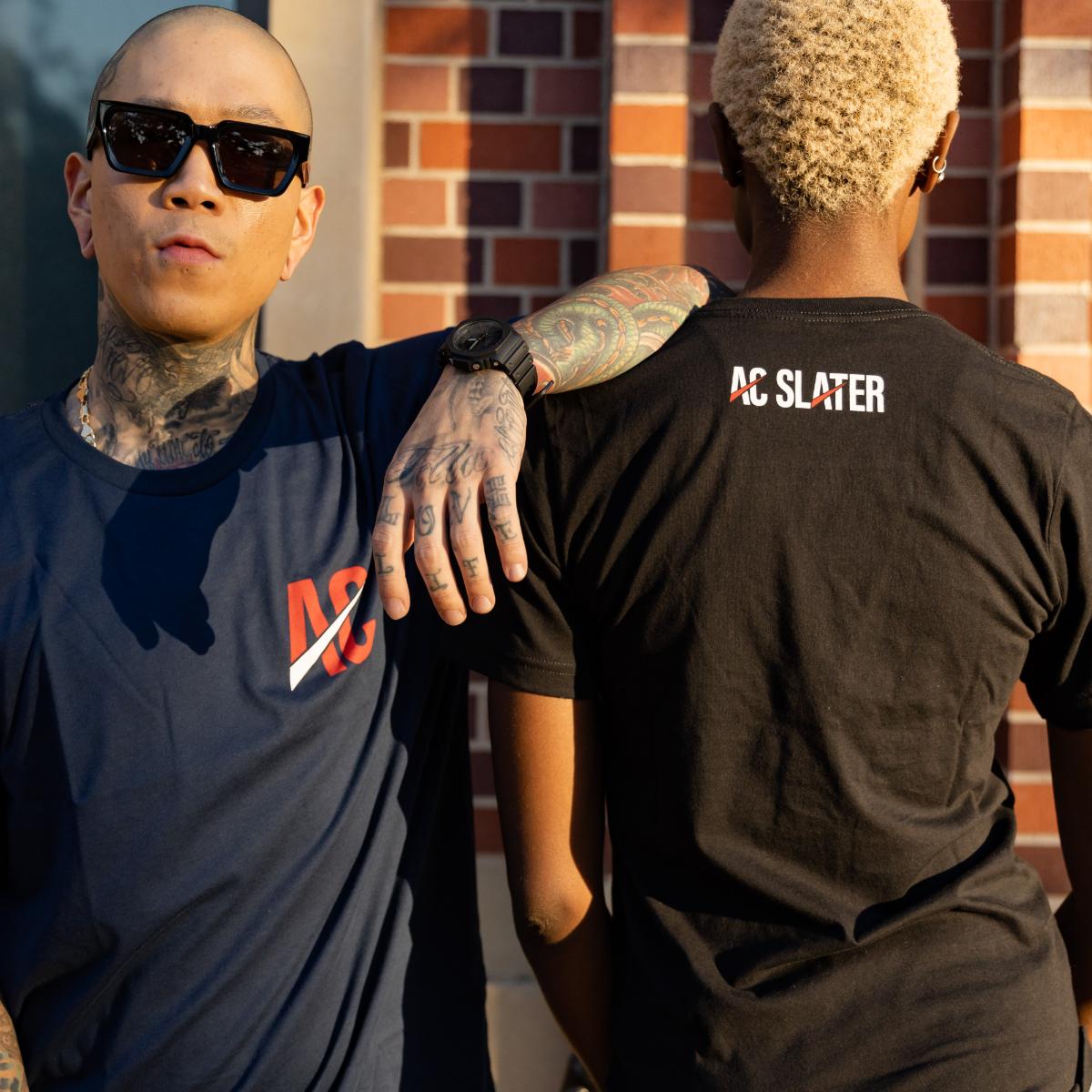 AC Slater T-Shirt (Black)