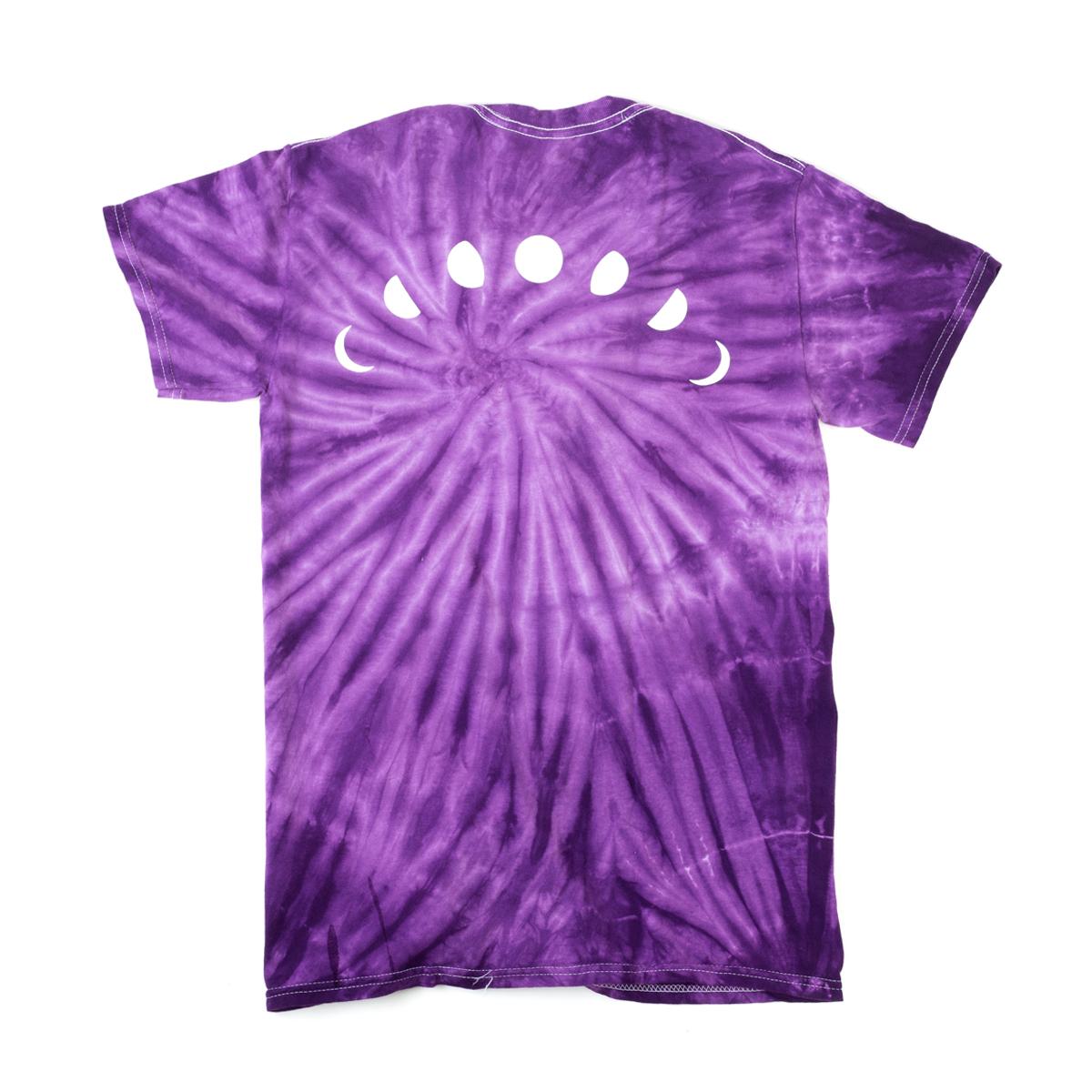 Night Bass Classic Tie Dye T-Shirt