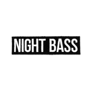 NIGHT BASS Patch
