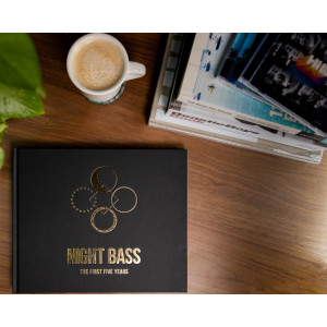 Night Bass: The First Five Years Book + Autographed Certificate