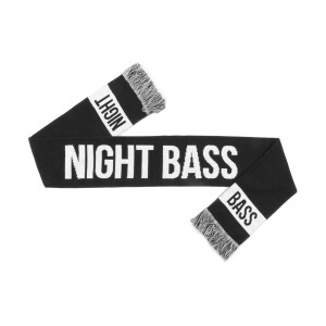 Night Bass Woven Scarf