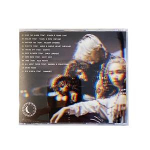 AC Slater Outsiders CD