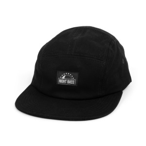 Night Bass 5 Panel Hat