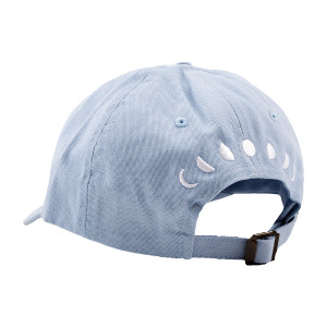 Night Bass Baby Blue Dad Hat