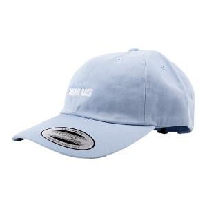 Night Bass Baby Blue Dad Hat