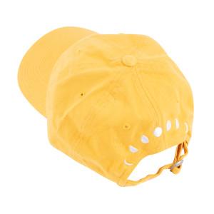 Night Bass Phases Dad Hat (Mustard)
