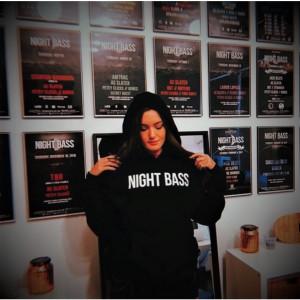 Night Bass Classic Hoodie