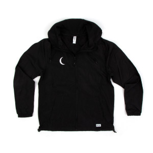 Night Bass Hooded Windbreaker
