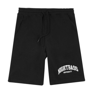 University Sweatshorts (Black)